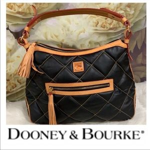 Dooney  & Bourke Canvas Handbag